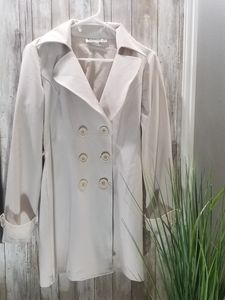 Long jacket kojima yohji beige color size 7
